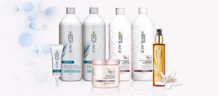 Уходы для волос и лечение Matrix Biolage
